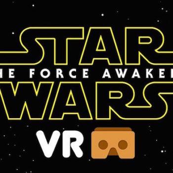 Star Wars va offrir une expérience de réalité virtuelle pour le Google Cardboard