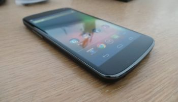 Test du Nexus 4 : un excellent appareil s