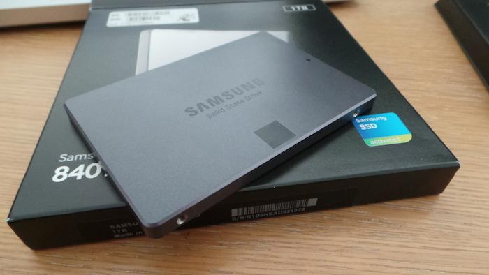 SDD Samsung 840 Evo