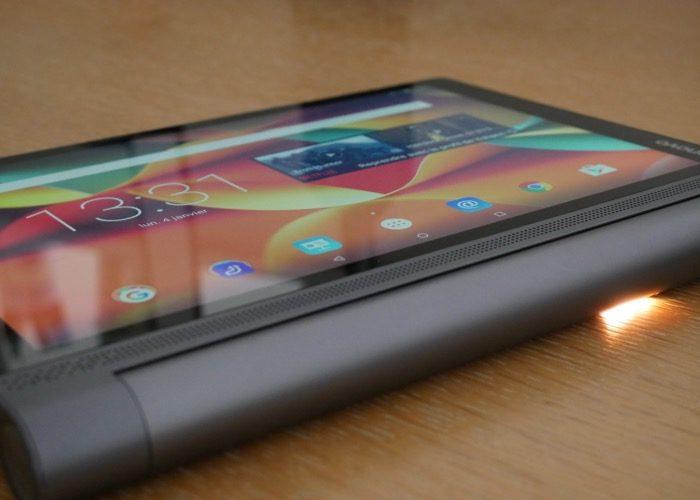 Lenovo YOGA Tab 3 Pro : boîte