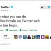 Twitter ajoute enfin le support pour les sauts de ligne sur le Web ! – Possibilité de désormais faire des tweets en revenant à la ligne