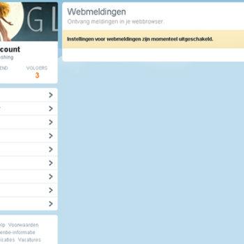 Twitter teste les notifications sur votre navigateur Web