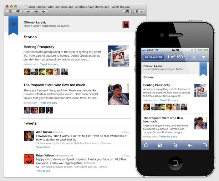 Twitter va bientôt vous permettre de recevoir un résumé de la semaine par mail