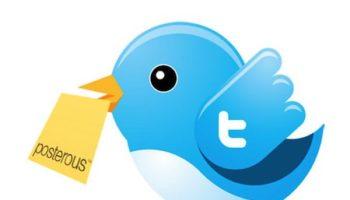 Twitter va stopper Posterous à la fin du mois d
