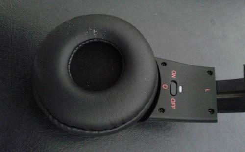 Un casque stéréo Bluetooth et micro intégré par Muvit de très bonne qualité