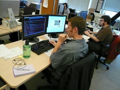 Un nouveau bâtiment dédié aux ingénieurs de Facebook à Londres