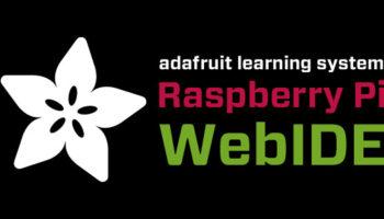 Un WebIDE pour programmer sur votre Raspberry Pi