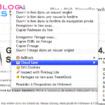 Une extension Chrome pour vous permettre de sauvegarder un fichier sur le cloud – Sous menu Cloud Save