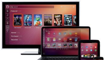 UT One : la tablette sous Ubuntu Touch lancée en décembre ?