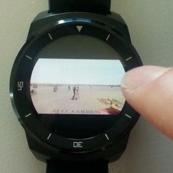 Vous pouvez maintenant regarder des vidéos YouTube sur Android Wear