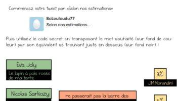 Voici les codes officieux de #RadioLondres pour tweeter en toute légalité aujourd