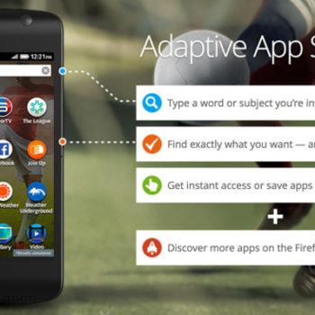 Vous pouvez exécuter des applications de Firefox OS sur Android