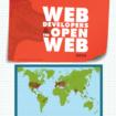 Infographie : Les développeurs Web et l
