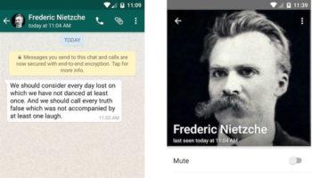 WhatsApp active le chiffrement de bout en bout pour un milliard d
