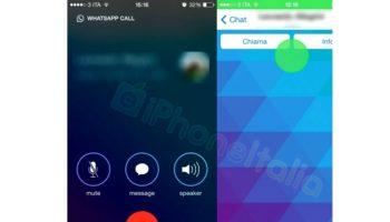 WhatsApp offrirait la possibilité de passer des appels en VoIP