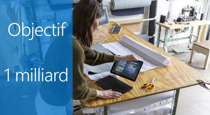 Windows 10 atteint les 200 millions installations
