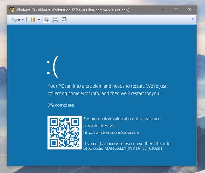 Windows 10 veut vous aider à comprendre pourquoi votre PC crash avec un QR Code