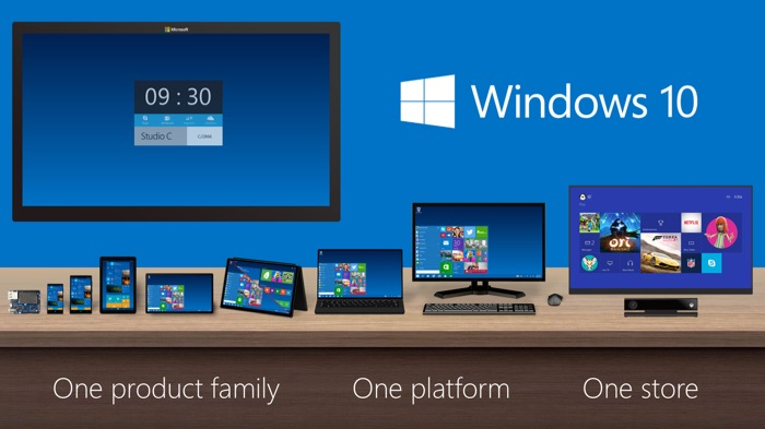 La dernière build de Windows 10 a de l