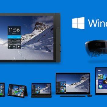 Windows 10 arrive cet été sur les PC, un peu plus tard sur mobile