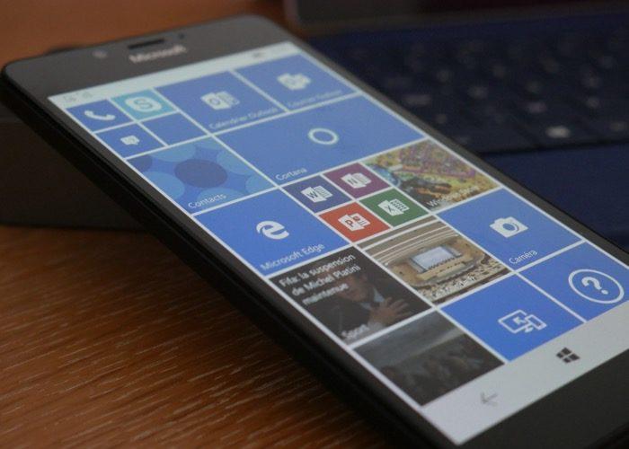 Vous attendez Windows 10 Mobile ? L