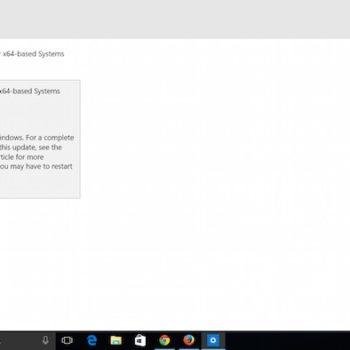 Windows 10 : une première grosse mise à jour