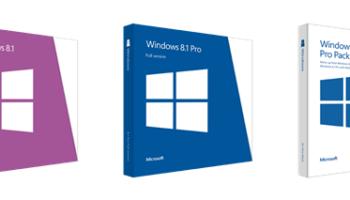 Windows 8.1 vous coûtera 119,99 $ dans sa version classique, et 199,99 $ pour l