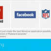 Windows 8 dispose enfin de son application officielle Facebook