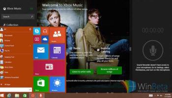 Windows RT : un nouveau menu Démarrer cet automne, mais pas beaucoup plus