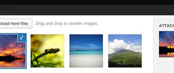 WordPress 3.5 Release Candidate dans les bacs – Amélioration de la galerie