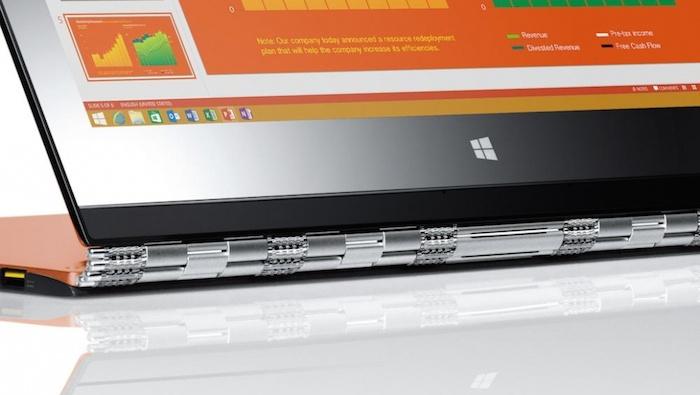 yoga 3 pro   lenovo pr u00e9sente son ordinateur portable