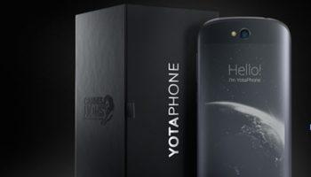 Yotaphone 2 : un smartphone double-écran, l
