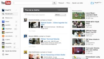 YouTube teste encore une nouvelle page, testez la en avant première ! – Nouvelle interface de la page d