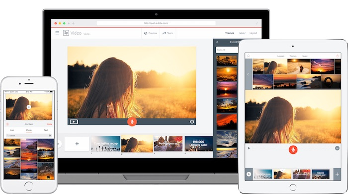 Adobe Spark, l'outil ultime pour créer et partager des graphiques et vidéos