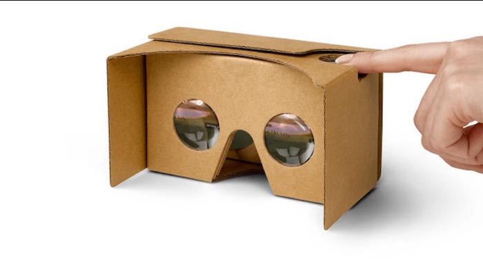 Google a prévu de lancer un périphérique Android VR à la I/O 16