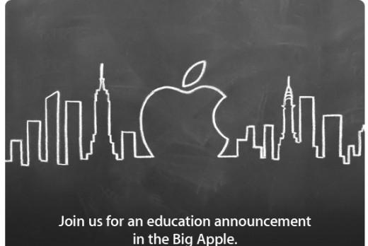 Apple annonce un événement centré sur l