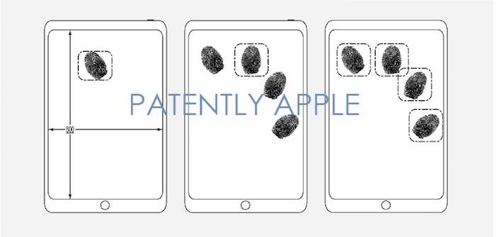 Apple semble prêt à mettre le capteur Touch ID sous l'écran de l'iPhone 7
