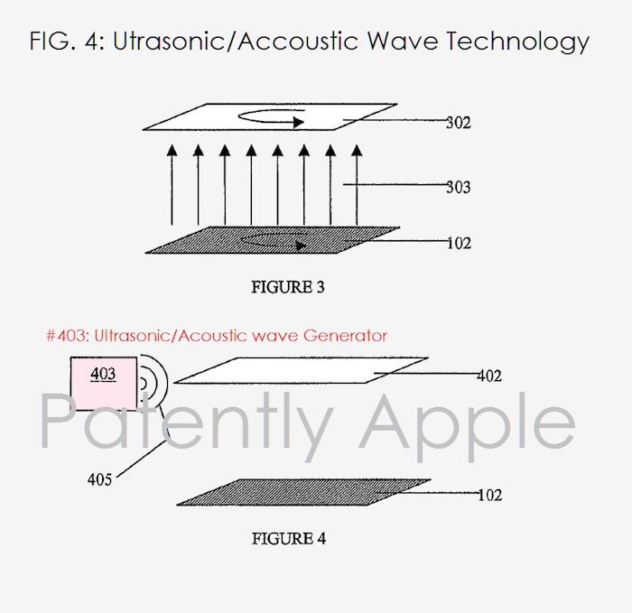 Brevet Apple pour le capteur Touch ID sous l'écran