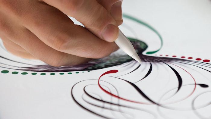 Un nouveau brevet d'Apple suggère un Apple Pencil compatible pour le Mac