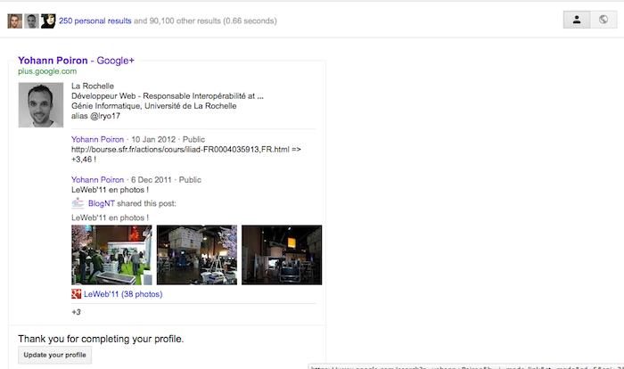 comment d u00e9sactiver les r u00e9sultats personnalis u00e9s dans la recherche google
