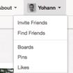 Comment le following fonctionne sur Pinterest ? – Trouver des amis