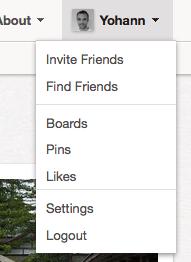 Comment le following fonctionne sur Pinterest ? - Trouver des amis