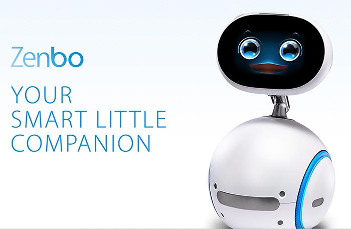 Computex 2016 : ASUS arrive dans votre maison avec le robot Zenbo