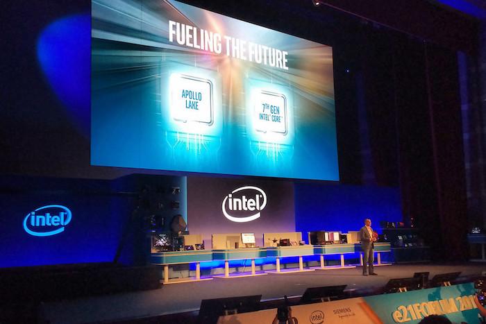 Computex 2016 : Intel précise que ses puces Kaby Lake, Apollo Lake et Optane arrivent