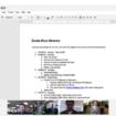 (Encore) des nouveautés pour Google+ : Google Docs pour un Hangout, gestion des albums photos