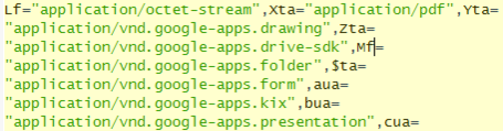 Google Drive ça arrive et ce serait prévu pour Avril ! - SDK GDrive