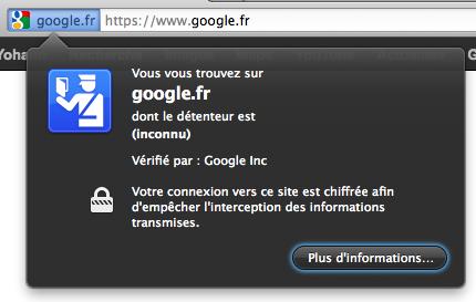 Google va propager le SSL sur de nombreux autres domaines, le