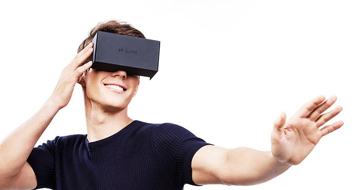 Honor V8 : casque de réalité virtuelle