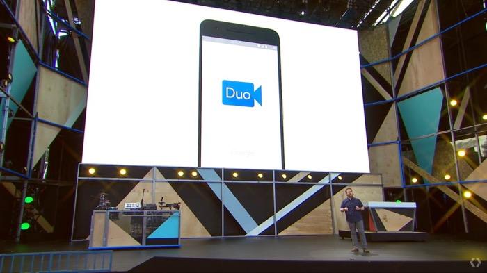 Google I/O 2016 : Duo