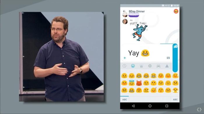 Google I/O 2016 : Allo