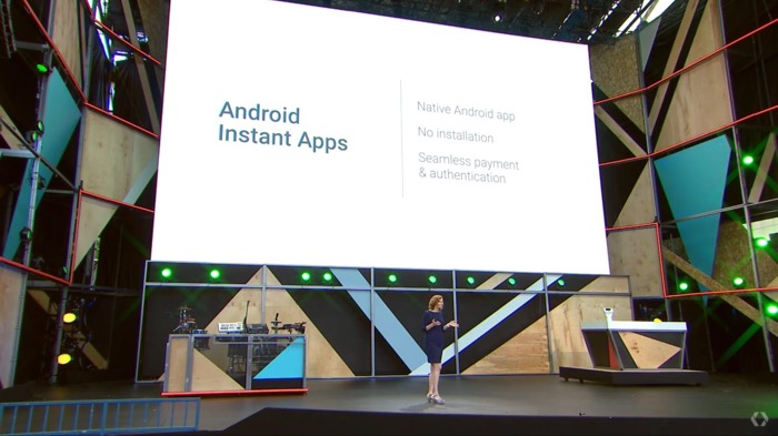 Google I/O 2016 : Android Instant Apps